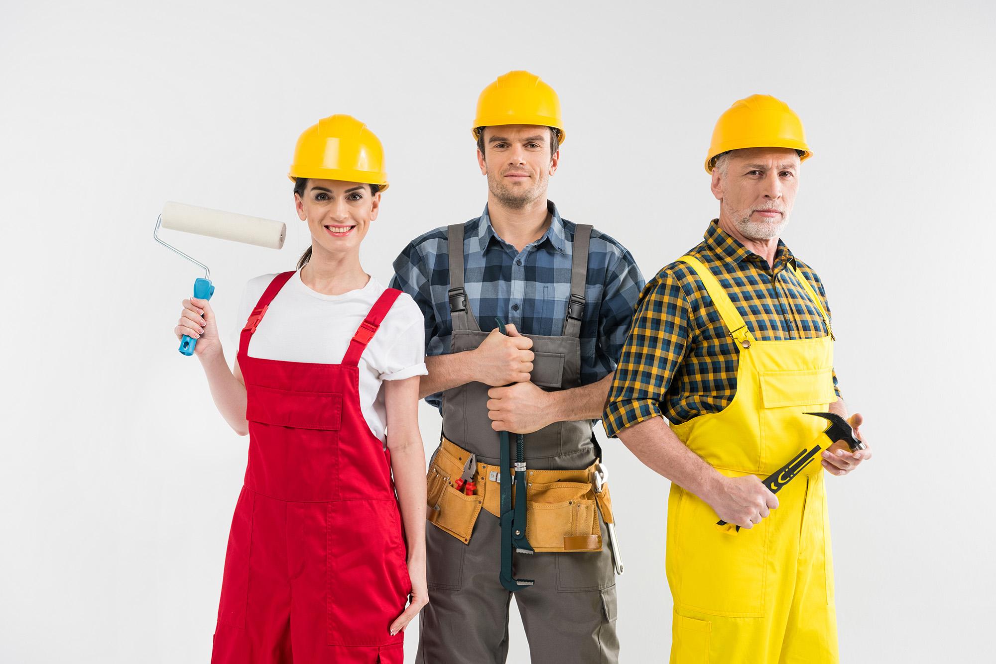 Wide range of maintenance