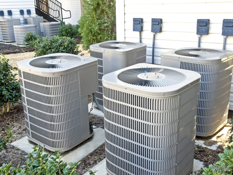 Ductless Split AC System