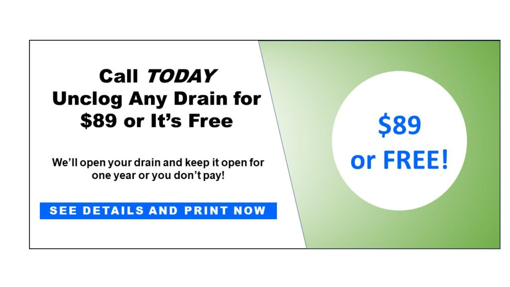 Sized Coupon Drain Discount