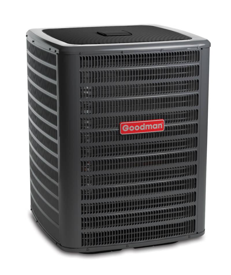 goodman high-efficiency heat pump