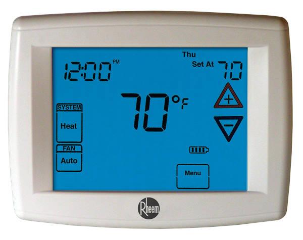 Rheem Thermostat