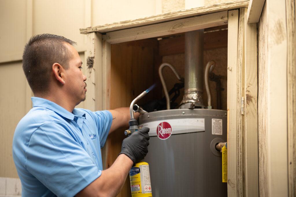 Water Heater Service Mesa Arizona