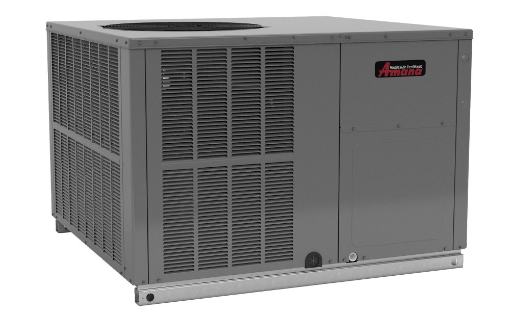 amana package heat pumps