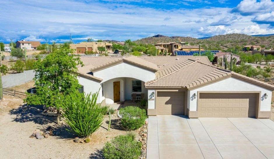 Desert Hills, Arizona