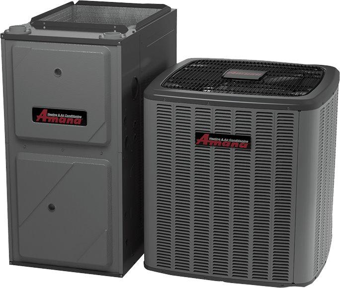 amana split air conditioners