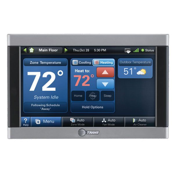 Gilbert Air Conditioning Upgrade from a Regular Thermostat to a Programmable Thermostat