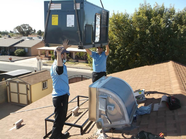 Air Conditioning Repair Apache Junction, AZ
