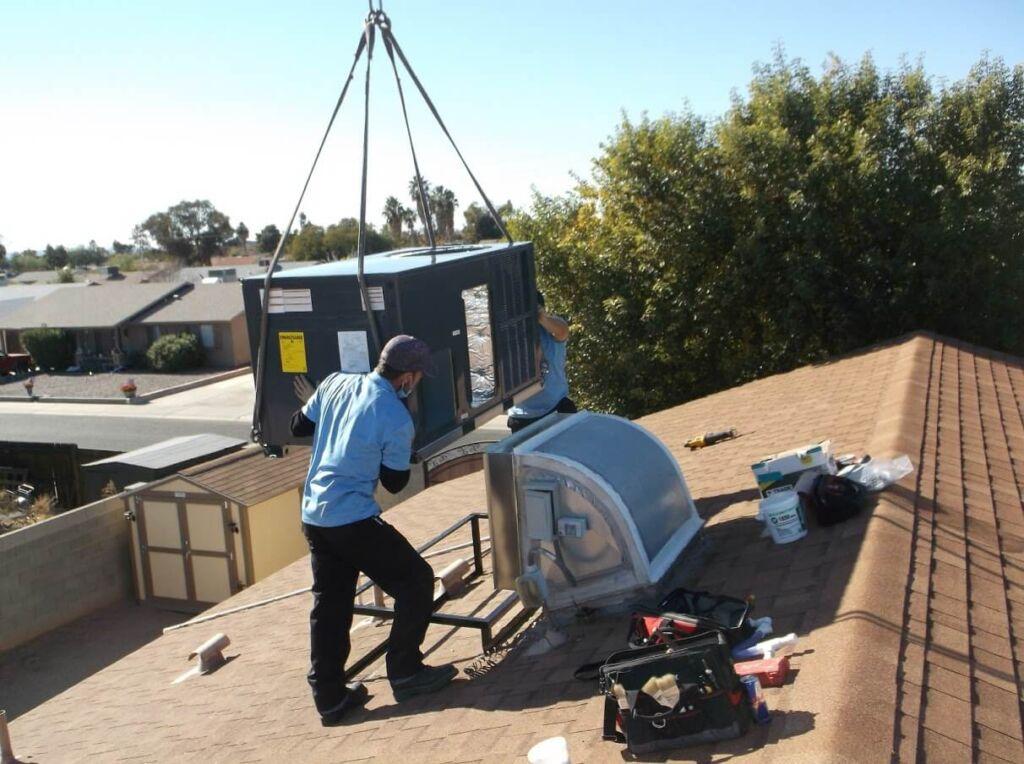 Air Conditioning Repair & Replacement Goodyear Arizona