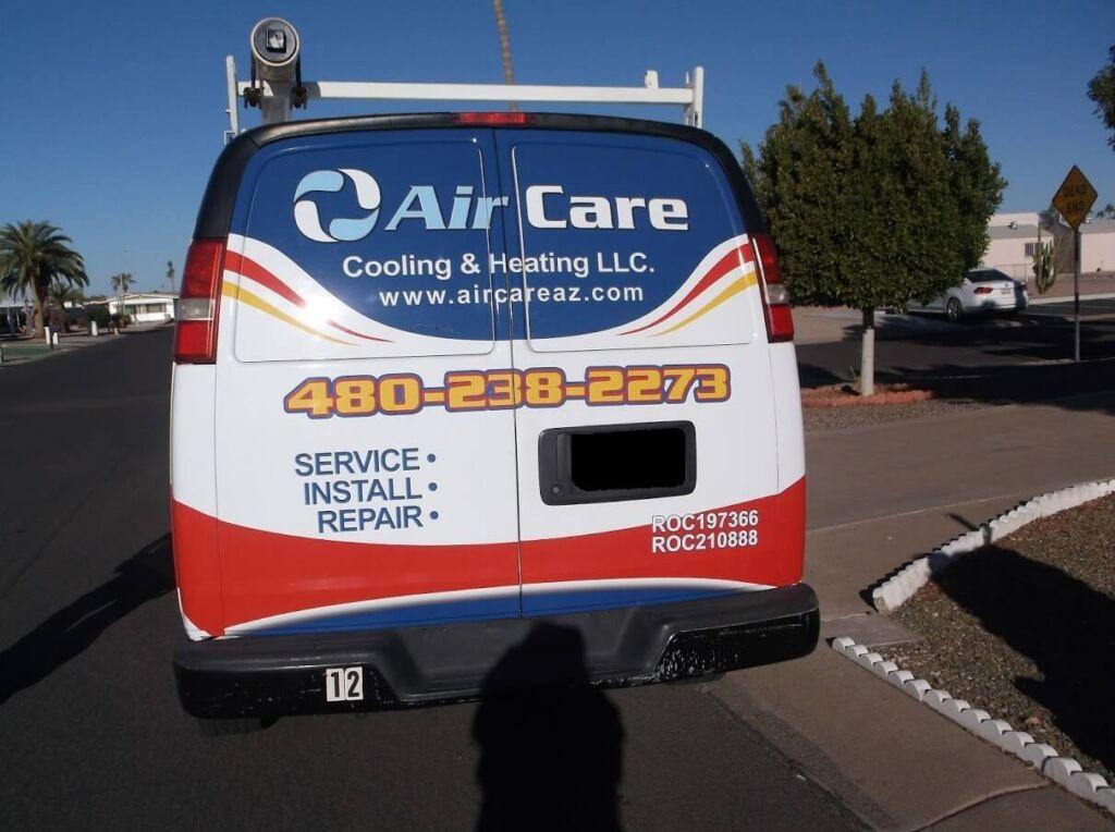 Anthem Arizona HVAC contractor