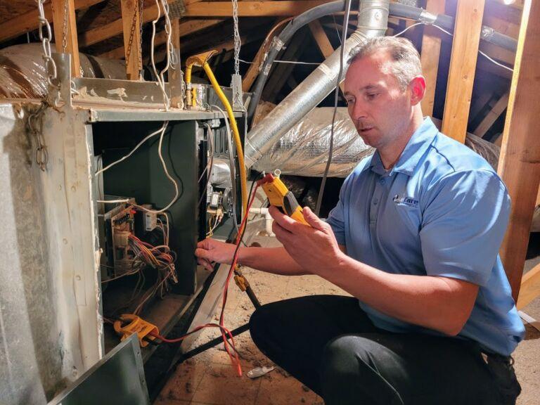 Gas Furnace Repair Mesa, AZ