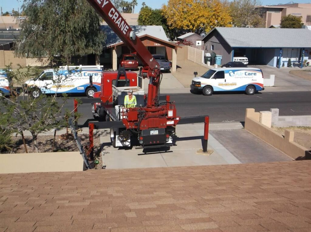 Goodyear AZ HVAC Installation
