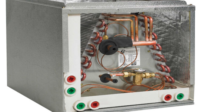 What is Central Air Conditioner Evaporator?