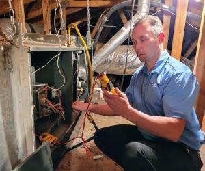 Gas furnace repair Mesa Arizona