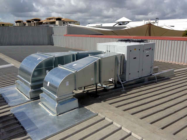 Packaged AC System