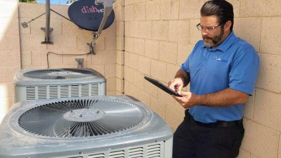 air conditioning maintenance gilbert az