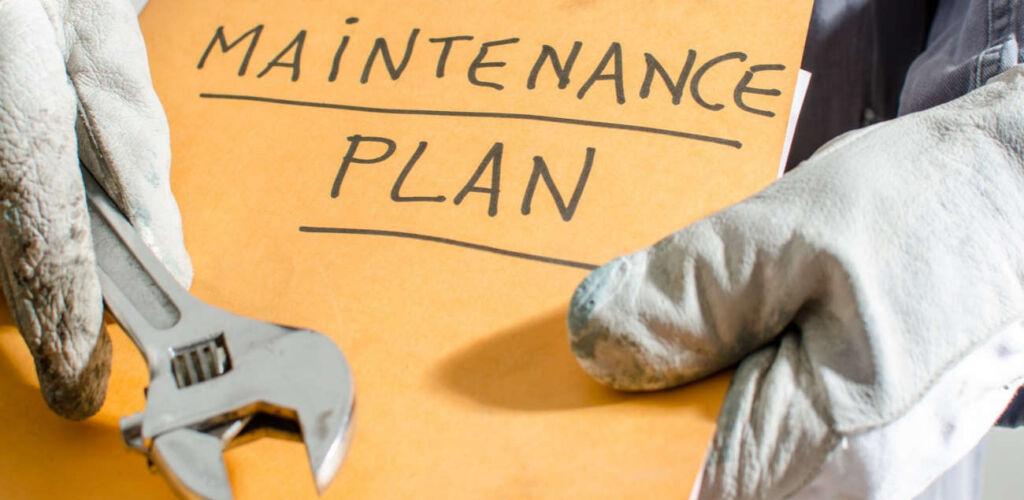 maintenance-plan