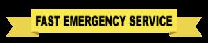 fast emergency service