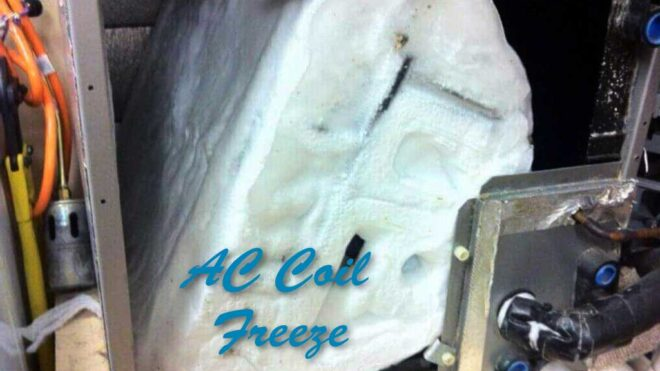 Top Reasons Why Your AC Coils Freeze Up
