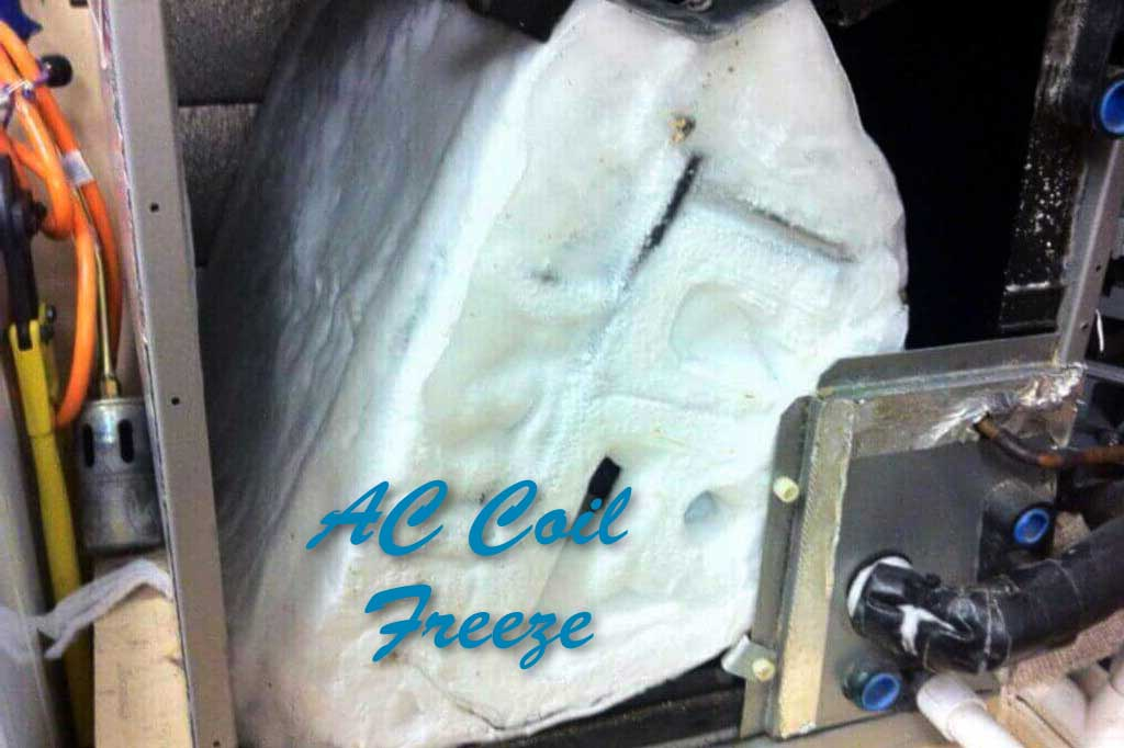 Why Your AC Coils Freeze Up