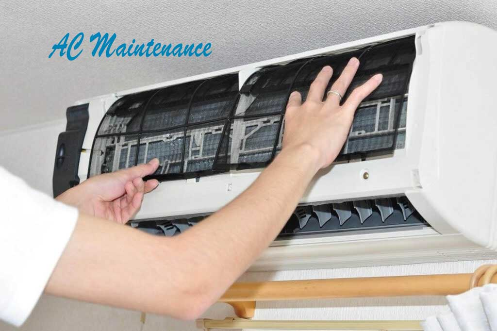 ac maintenance done early