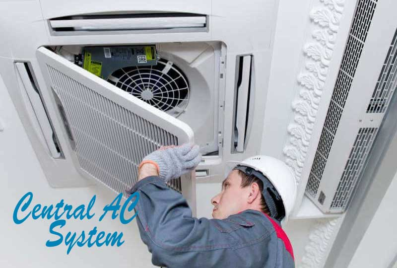 central ac system