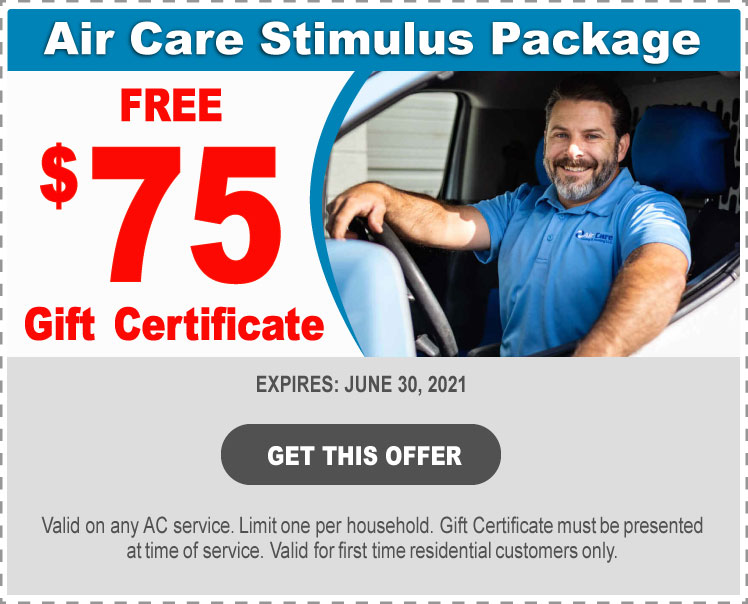 Air Care Stimulus Package