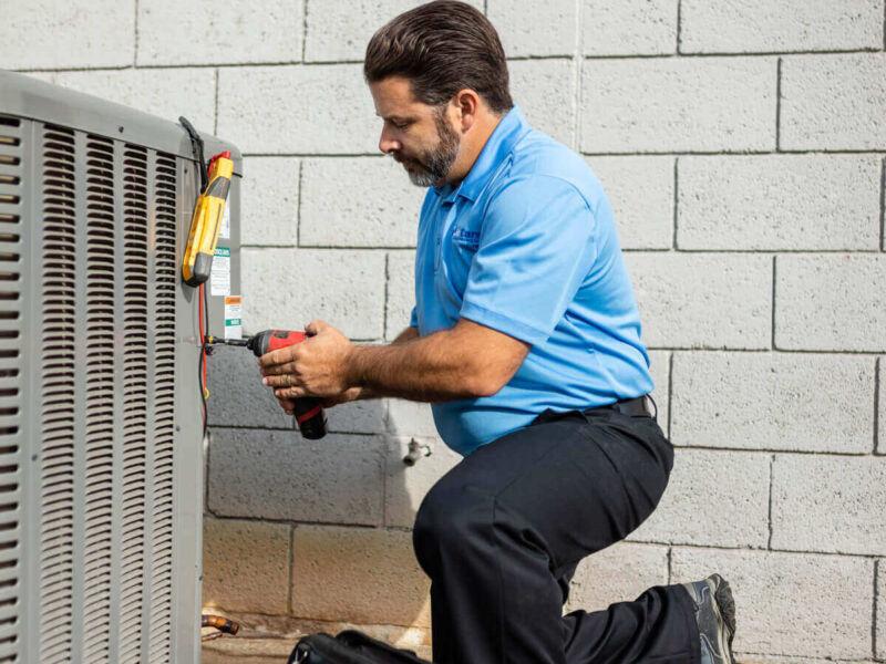 Air conditioning repair Anthem Arizona