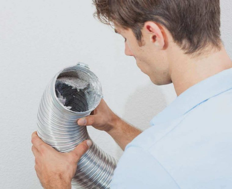 Professional Dryer Vent Cleaning