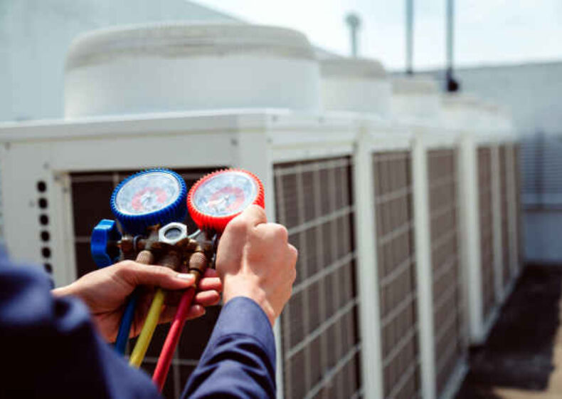 How often does a heating and cooling system need maintenance