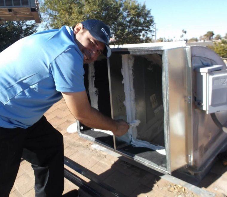air conditioning service san tan valley AZ