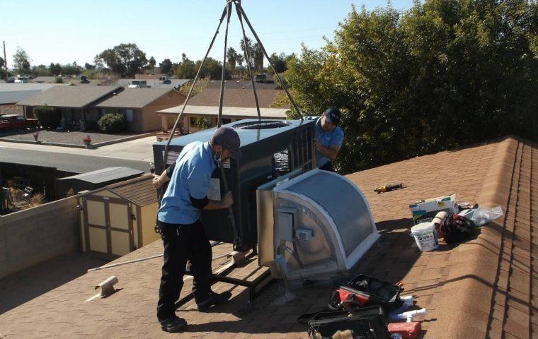 air conditioning service san tan valley Arizona