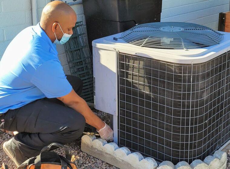 Scottsdale Arizona Air conditioning Installation