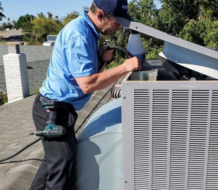 AC maintenance Phoenix AZ