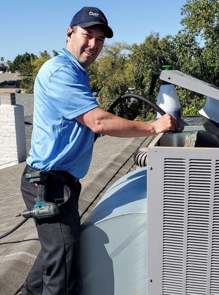 HVAC Maintenance Mesa AZ