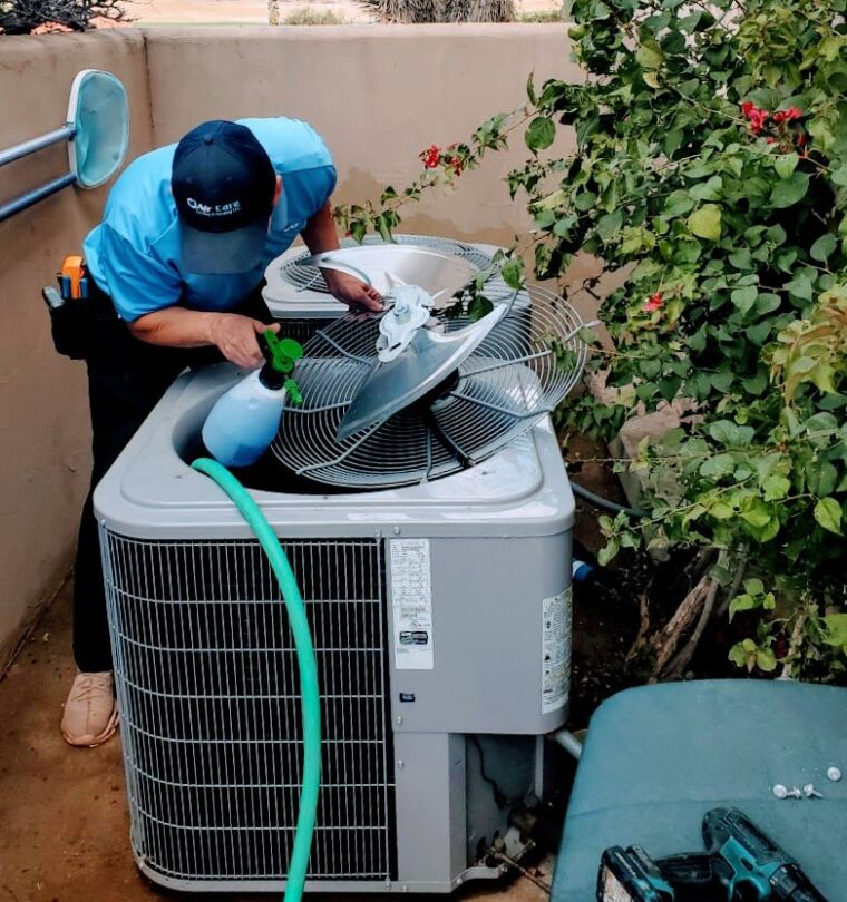 AC maintenance Scottsdale AZ