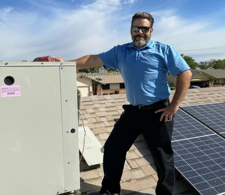 Air conditioning installation Chandler Arizona