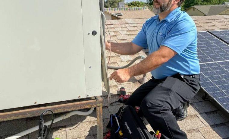 Air conditioning installation Tempe Arizona